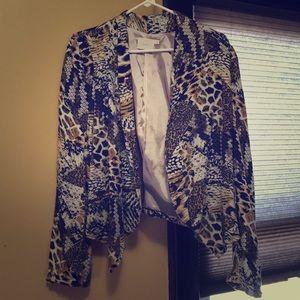 Lush blazer